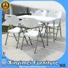 Chaises en plastique et Tableaux de Slae de nouveaux de conception simple meubles modernes chauds de salle à manger
