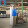 Os recipientes Dewar de azoto líquido