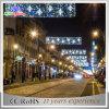 Natale impermeabile 2D/3D attraverso l'indicatore luminoso della decorazione della via