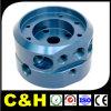 El CNC anodizado azul del aluminio de la alta precisión molió la parte dada vuelta