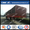 Process fine 3axle Stake Semi Trailer (con la tenda laterale)
