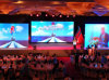 P5.68 Large LED Indoor Display per Stage Background