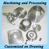 Peça feita sob encomenda do protótipo do OEM com a precisão do CNC que faz à máquina para o metal que processa a peça de maquinaria na alta qualidade