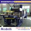 Automatischer erhitzter PET Film abgefüllte Getränkeverpackungs-Maschinerie
