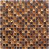 Mosaico moderno della pietra del marmo di stile per la stanza da bagno