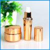 Kosmetische verpackende Luxuxhaut-Sorgfalt-Plastikglas-Haustier-Flasche