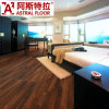 Le Parquet de 6mm Grain Handscraped WPC Flooring