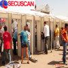 Gang door Apparatuur voor Gevangenis, de Veiligheid van de Ambassade en van de Bank