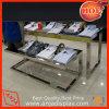 금속 t-셔츠 전시 테이블 진열대
