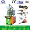 Вертикальный PVC Injection Moulding Machine Machinery для Plug