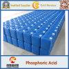 Tambor del tambor IBC del grado de la tecnología de la categoría alimenticia del ácido fosfórico el 85%