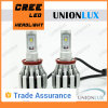 특허 디자인! 공장 180 Degree Super Bright LED Headlight Bulb 6500k
