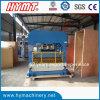 Máquina de dobramento de dobra hidráulica da placa Hpb-200/1010 de aço