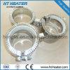 Calentadores de venda aislados de cerámica para la máquina plástica del estirador