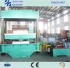 Tipo de marco prensa de vulcanización con la presión 1500tons