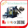 PLC Concrete Blok dat van het Cement van de Controle het Automatische Machine (QT10-15) maakt