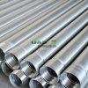 El agua de acero inoxidable/tubo carcasa de los pozos de petróleo 6 5/8 de la API de ASTM LA NORMA ISO