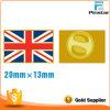 型料金のカスタム金張りの金属の英国国旗のフラグPinを解放しなさい