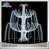 24V/220V 3m СВЕТОДИОДНЫЙ ИНДИКАТОР Рождества фонтан лампа