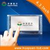 des Bildschirm-4.3inch Bildschirmanzeige Farben-des Zahn-TFT LCD