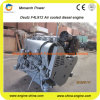 공기에 의하여 냉각되는 Deutz F4l912 엔진 디젤