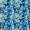 Tissu de polyester d'impression de fleur d'Oxford 600d (KL-13)