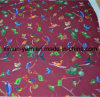 100%polyester Tissu différents types d'impression