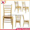 ホテルのレストランの結婚式の金属のChiavari卸し売りTiffanyの椅子