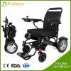 [250و] مطار خفيفة طيّ [إلكتريك بوور] كرسيّ ذو عجلات