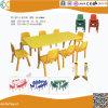 روضة الأطفال خشبيّة مستطيلة طاولة لأنّ أطفال