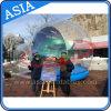 Verkaufsschlager-neue Entwurfs-Schnee-Kugel-aufblasbares Weihnachtszelt