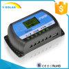 controlador/regulador da potência da carga de 12V/24V 40AMP para o sistema solar Rtd-40A