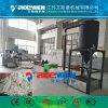 Высокая скорость LDPE ПНД PE PP BOPP ПЭТ отходов полимерная пленка из ПВХ с двойной ролик перерабатывающая установка подушек безопасности системы Pelleting линии для измельчения