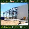 Almacén prefabricado de la estructura de acero del bajo costo--Ls154