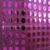 Knit americano 6mm Spangle Sequin Mesh Fabric