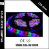 LEIDENE SMD van de Temperatuur van de kleur Regelbare 5050 RGB Strook