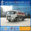 4*2 caminhão tanque de gasolina em liga de alumínio