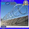 Fence를 위한 직류 전기를 통한 Concertina Razor Wire를 가진 (세륨과 SGS)