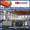 (Foule : 86 18806363383) Pipe de Microduct de silicium de HDPE de la Chine Kaide engainant faisant usiner de machine/de chaîne/extrusion de production/centrale/matériel à vendre