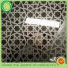 Barato preço SGS 304 201 gravado do espelho de aço inoxidável para Decoração de parede