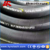 Hoge druk Rubber Hydraulic Hose SAE100 R9/DIN En856 4sp