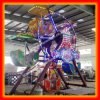 De China de la fábrica de Siemens del motor de la mini Ferris rueda de Starburst, pequeño paseo de los cabritos del parque de atracciones