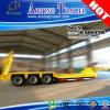 Vrachtwagen van de Aanhangwagen van het Nut van het Bed van de Straal van triAssen de Concave Lage Semi