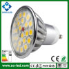 24 SMD 5050 3.5W LED Decorative Lighting Bulb GU10
