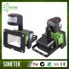 10W Sensor LED Flood Light