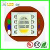 Tira de color múltiple 4 en 1 iluminación de tira de la viruta 5050 RGBW LED