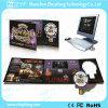 Diseño modificado para requisitos particulares el 100% que hace publicidad del palillo del USB de Webkey (ZYF1370)