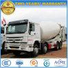 Caminhão resistente do misturador de cimento de Sinotruk HOWO 8X4 30 Cbm