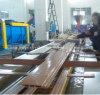 Bois PVC WPC plastique profil ligne d'extrusion