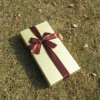 El SGS revisó el rectángulo del chocolate del rectángulo del caramelo del rectángulo de regalo de la cartulina del surtidor
